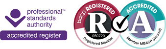 professional standards authority accredited register;BACP registered member, Accredited Member MBACP